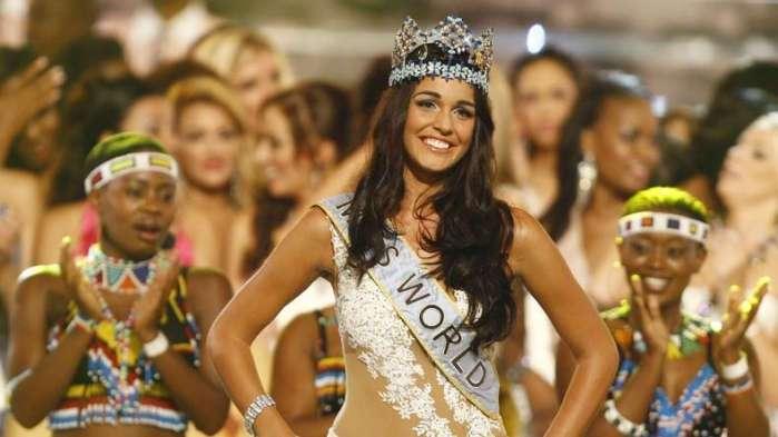 Бывшая королева красоты, -Мисс мира-2009-