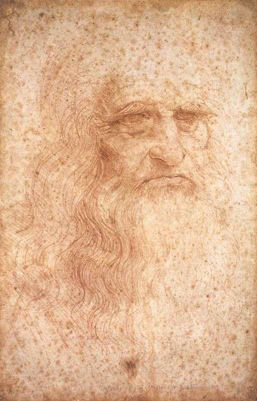 Кто лежит в могиле Леонардо?