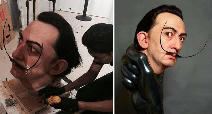 Работы этого скульптора-реалиста легко принять за живых людей!