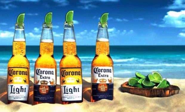 marketing mix beer company