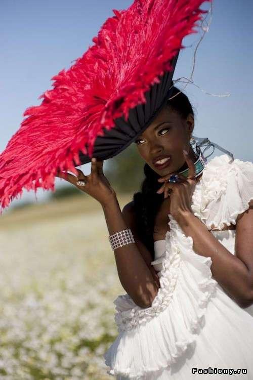Фотосессия - проект -Африканская свадьба-