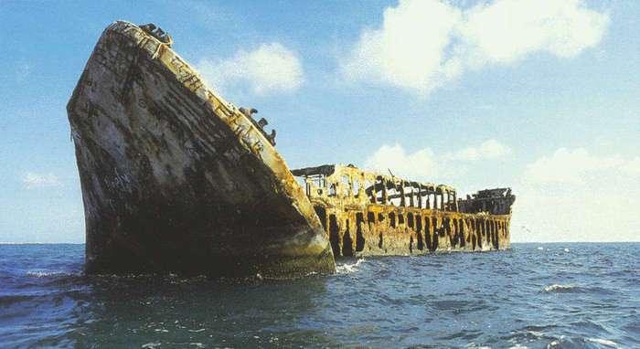 Бетонные корабли