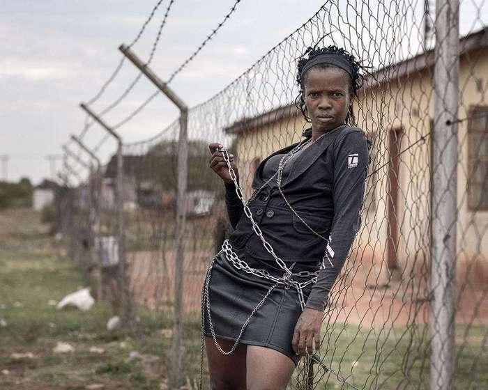 Четкие металлисты Ботсваны