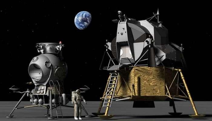 Сказ о том, как мы на Луну не попали