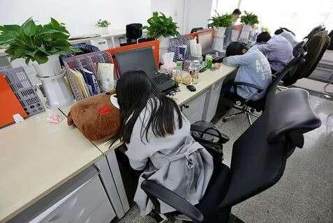О трудоспособности китайцев...