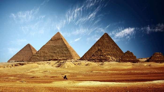 Главные загадки древнего мира
