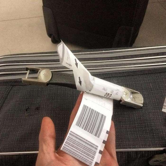 Судить о степени вменяемости человека можно по его багажу