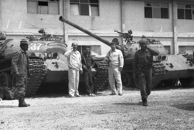 Почему советские военные ушли из Африки