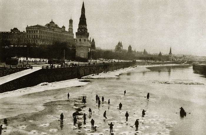 Уникальные снимки Москвы 20-х