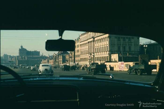 Шикарные снимки из сталинского СССР, часть VI