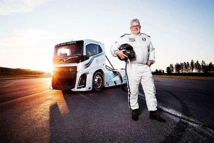 Самый быстрый грузовик на планете