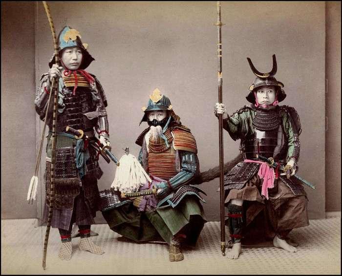 О бедном самурае замолвите слово