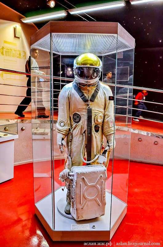 Как устроены скафандры для покорения космоса