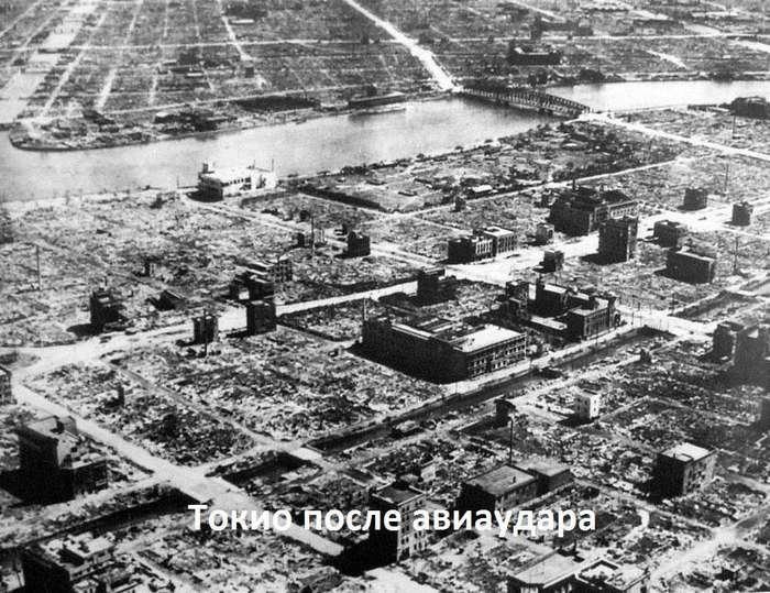 Нацистам такое не снилось: самая безжалостная бомбардировка Второй мировой