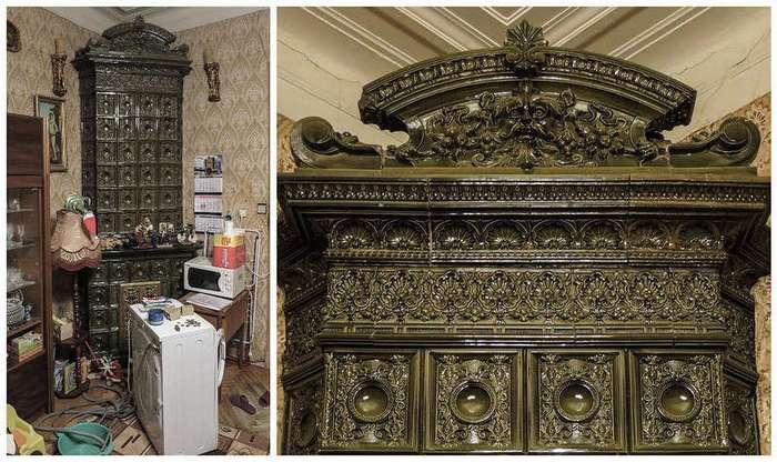 Осколки прошлого глазами исследователя старинных квартир из Санкт-Петербурга