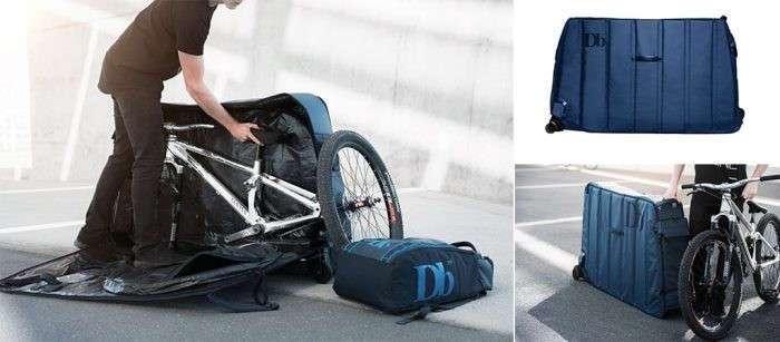 Первый настоящий чемодан для упаковки велосипеда