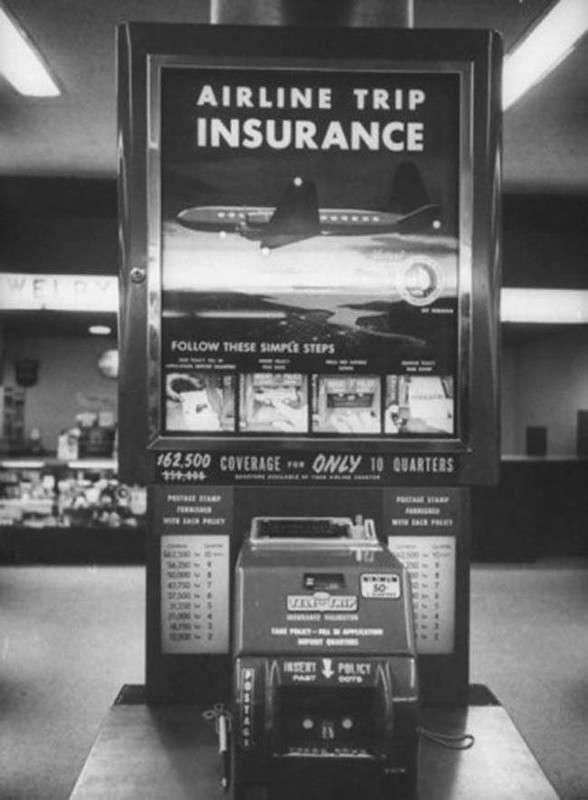 Винтажные торговые автоматы
