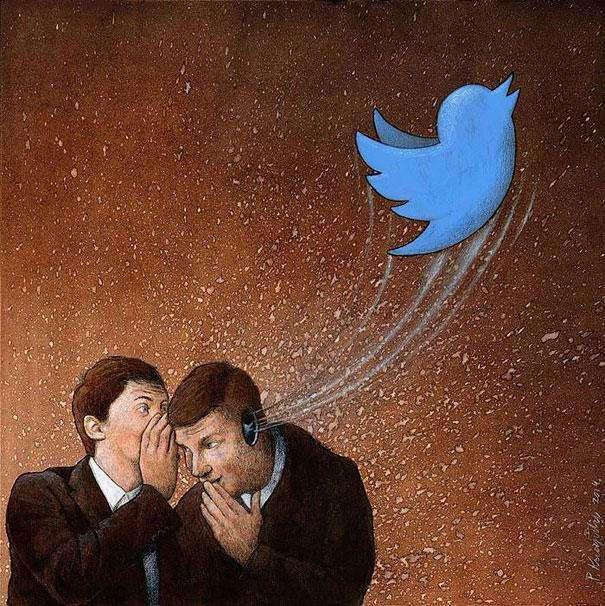 Откровенные иллюстрации о том, во что мы превратили наш мир.