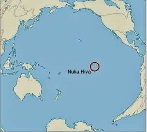Остров, который посещали инопланетяне?