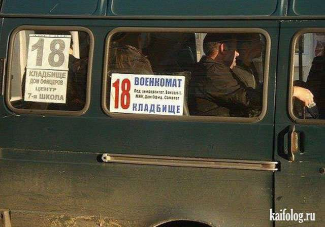 Русские маразмы и приколы (60 фото)