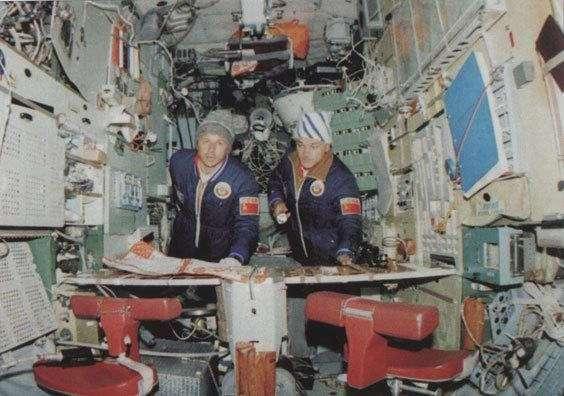 Не как в кино: подлинная история спасения космической станции -Салют-7-