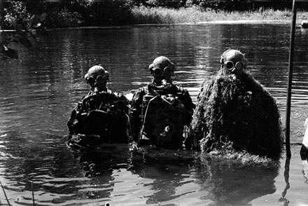 Подводный спецназ СССР