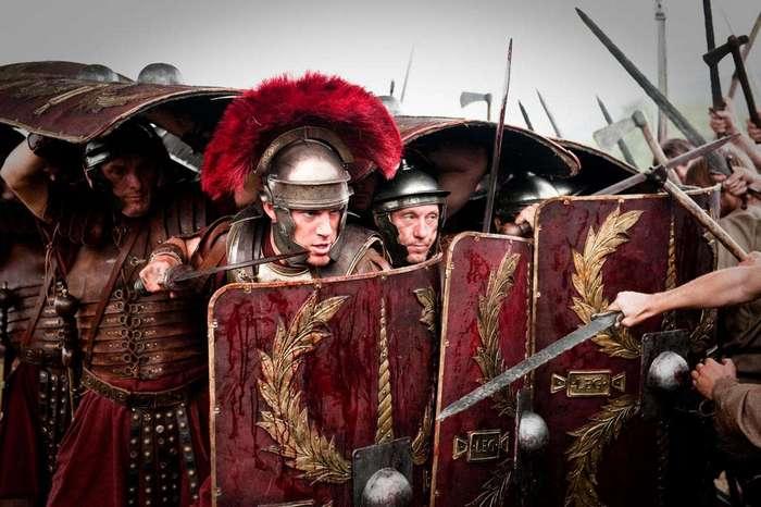 Пропавшие легионы Рима