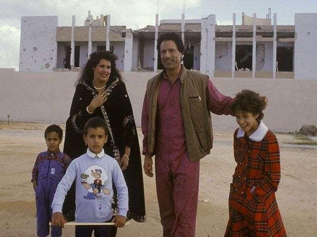 Дети диктаторов. Из роскоши в нищету