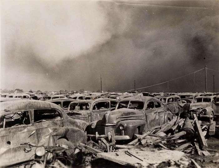Как обычный окурок спровоцировал грандиознейшую катастрофу