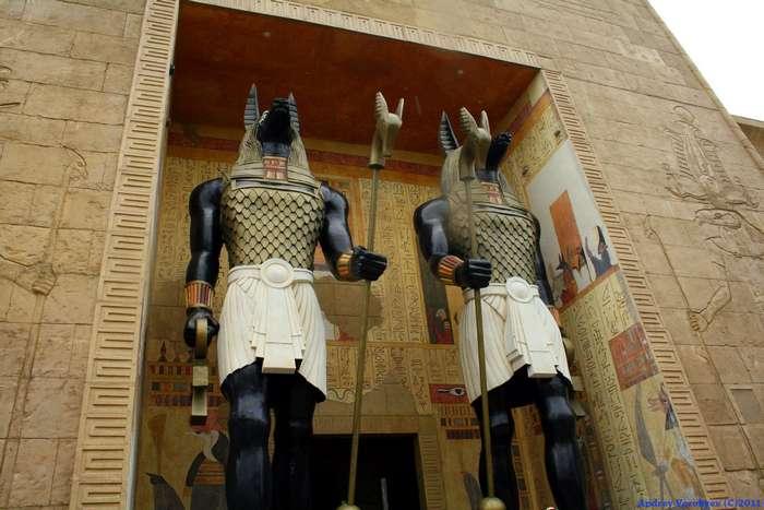 Тайны египетской цивилизации