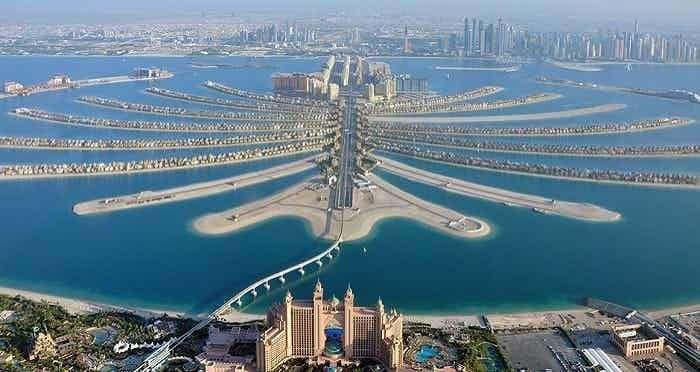 15 невероятных фактов о Дубае - городе будущего