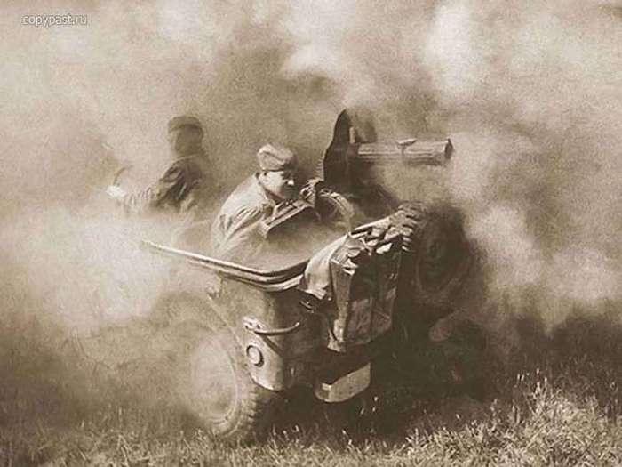 Война. Раритетные фотографии