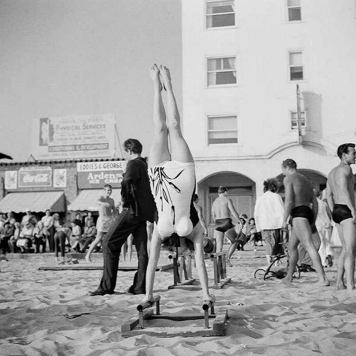 Машина Времени. 24 июля 1949, Калифорния