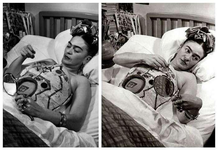 Тайны платяного шкафа Фриды Кало