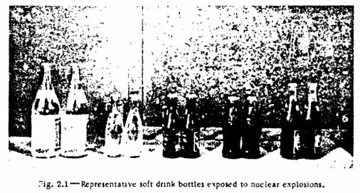 Можно ли пить пиво после ядерного взрыва?