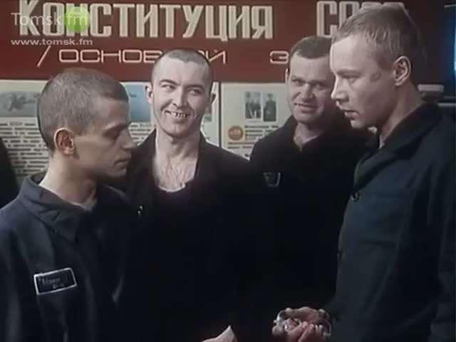 Как сидели бывшие милиционеры в СССР