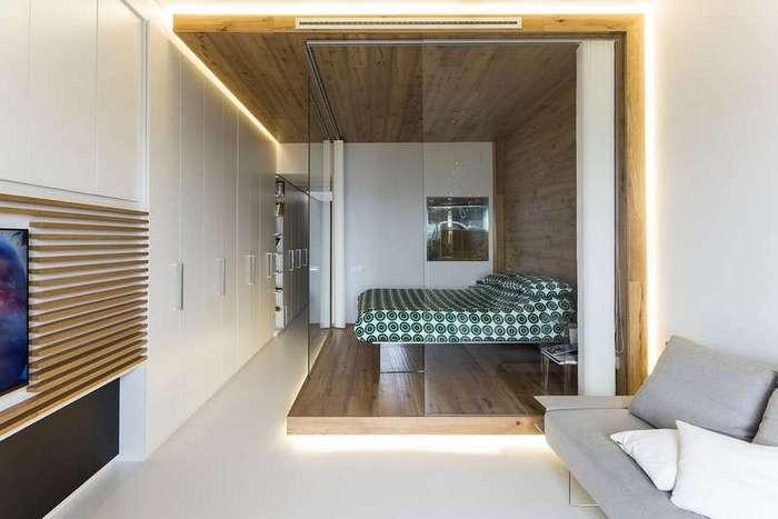 Небольшая квартира на берегу Адриатического моря в Италии