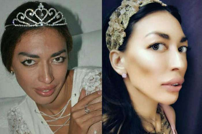 Как выглядит женщина, потратившая 10 миллионов рублей на «переделку» внешности