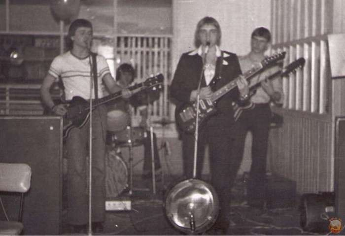 Школьные дискотеки 80-х