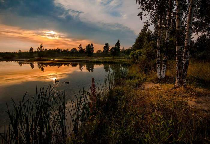 Красочные пейзажи России от фотографа Аркадия Белова