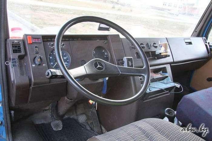 Старый добрый неубиваемый -немец- - Мнение владельца Mercedes-Benz 609