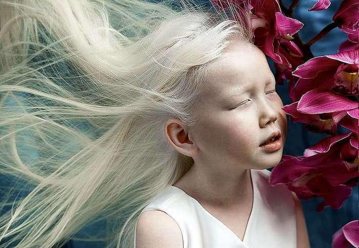 Нарияна — 8-летняя -Снежная королева- из Якутии