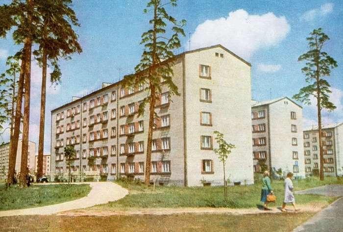 СССР 60-х