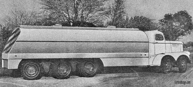 Уникальный двухмоторный грузовик Eisenhauer Freighter 1946 года