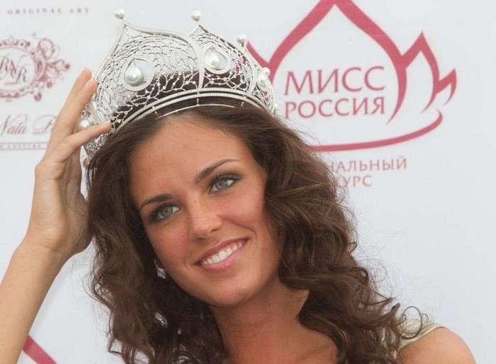 Красивая война: -Мисс Россия- против -Мисс США-