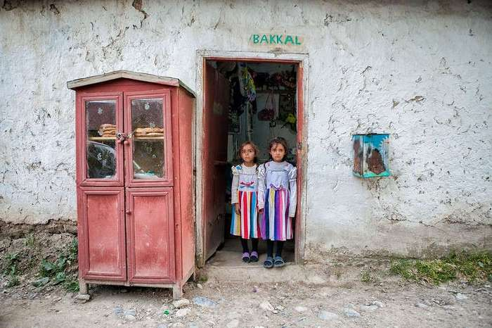 Жизнь в турецкой глубинке, где нет гаджетов и интернета