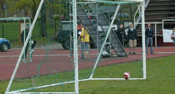 Футбол с летальным исходом.