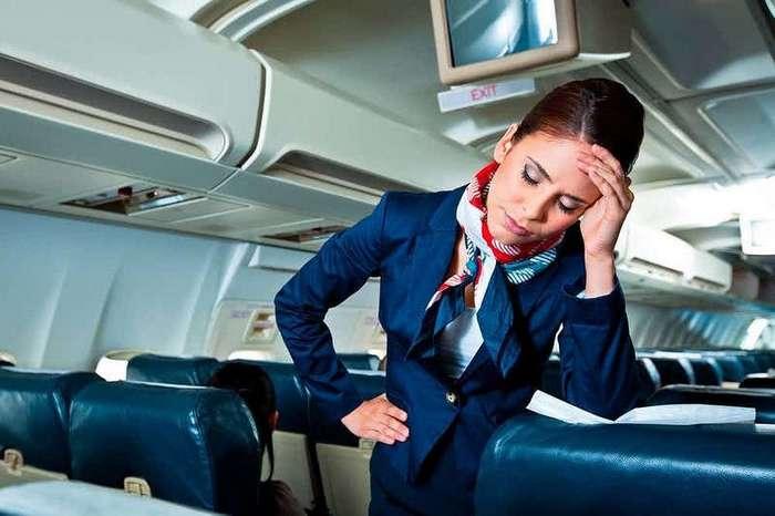 Воспоминания бортпроводников: 15 скандальных происшествий, случившихся во время полета
