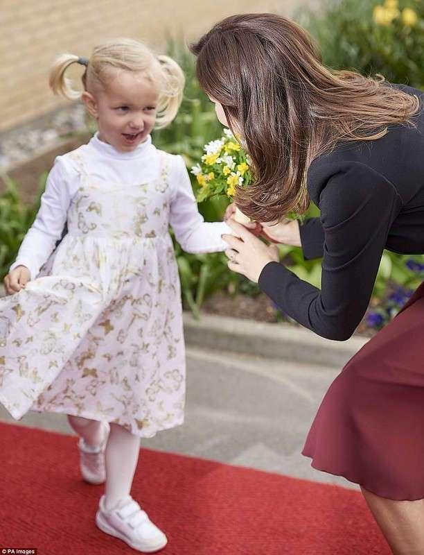 Датская принцесса встала в строй