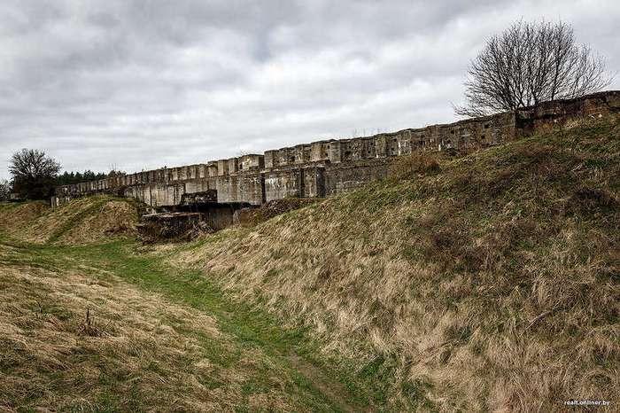 Последняя крепость Российской империи